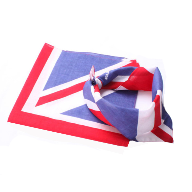 Digital Printing Headwear Cheap Wholesale Flag Bandanas