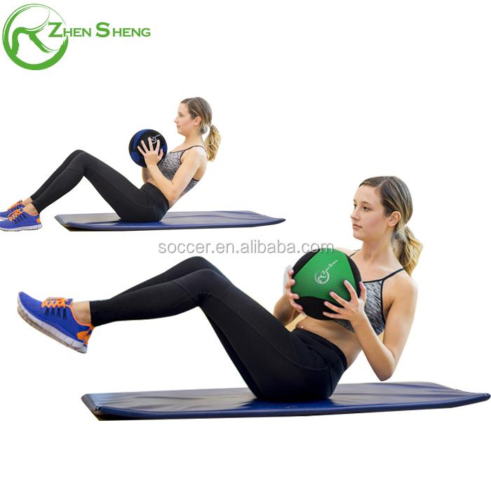 Zhensheng Wholesale Home Gym Equipment Weight Ball Rubber