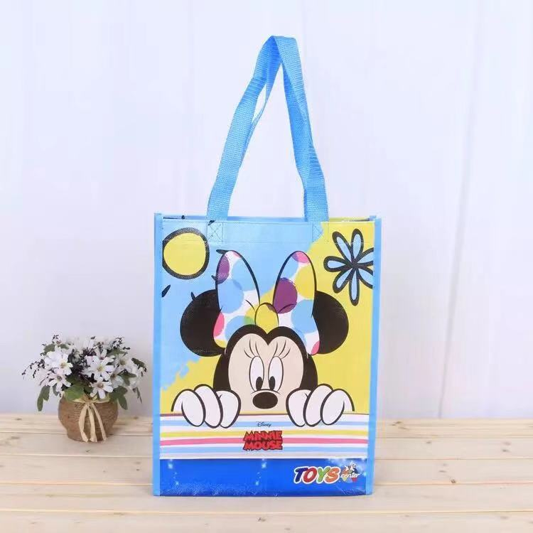 Promotional shopping bag Customized handbags Foldable <strong>Eco</strong> friendly Tote Bag