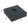 black paper pen box carboard packaging