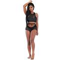 2016 New Sexy Women Bikini Set Bandage Swimwear Swimsuit Bathing BeachwearSize M XL EA14