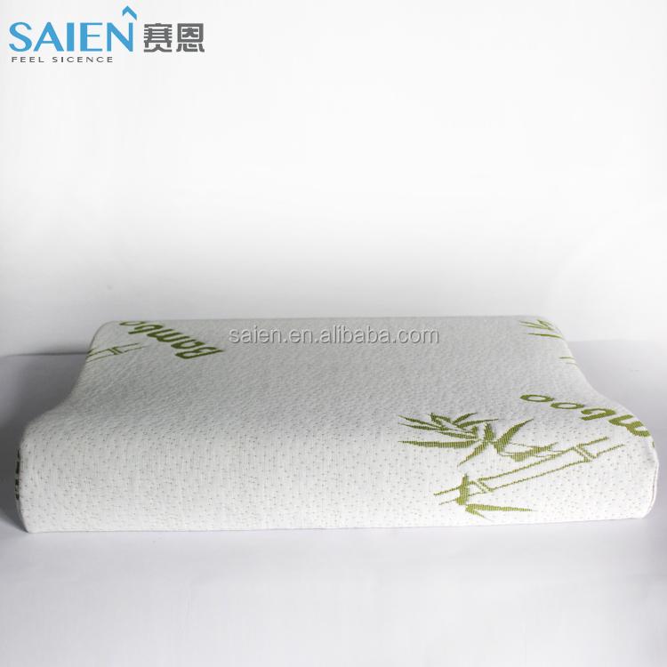 工場卸売高品質竹整形外科低反発枕