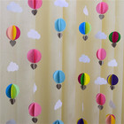 Wedding Paper Wedding Garland Cloud 3D Round Paper Handmade Garland