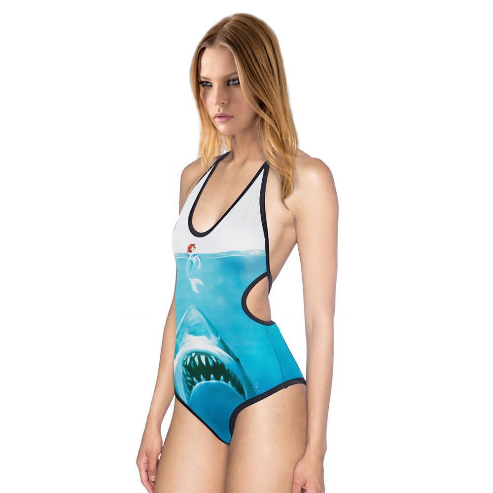 New Fashion 3D Custom Women Swimwear
