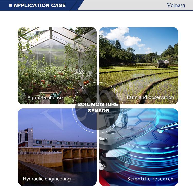 High quality hygrometer soil moisture meter soil moisture sensor