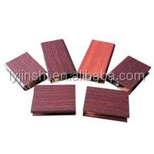 Wood Grain Aluminum Profile with Competitive Price