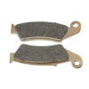 Long service life customizable motorcycle brake pad for SCOOTER