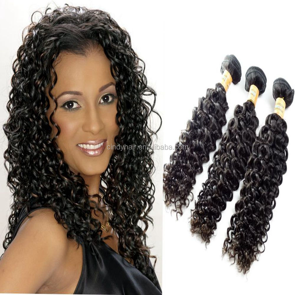 Popular Best Selling Wholesale 100% Unprocessed Grade 8A Mink Brazilian/Peruvian/Indian/Malaysian Virgin Jerry Curly Hair