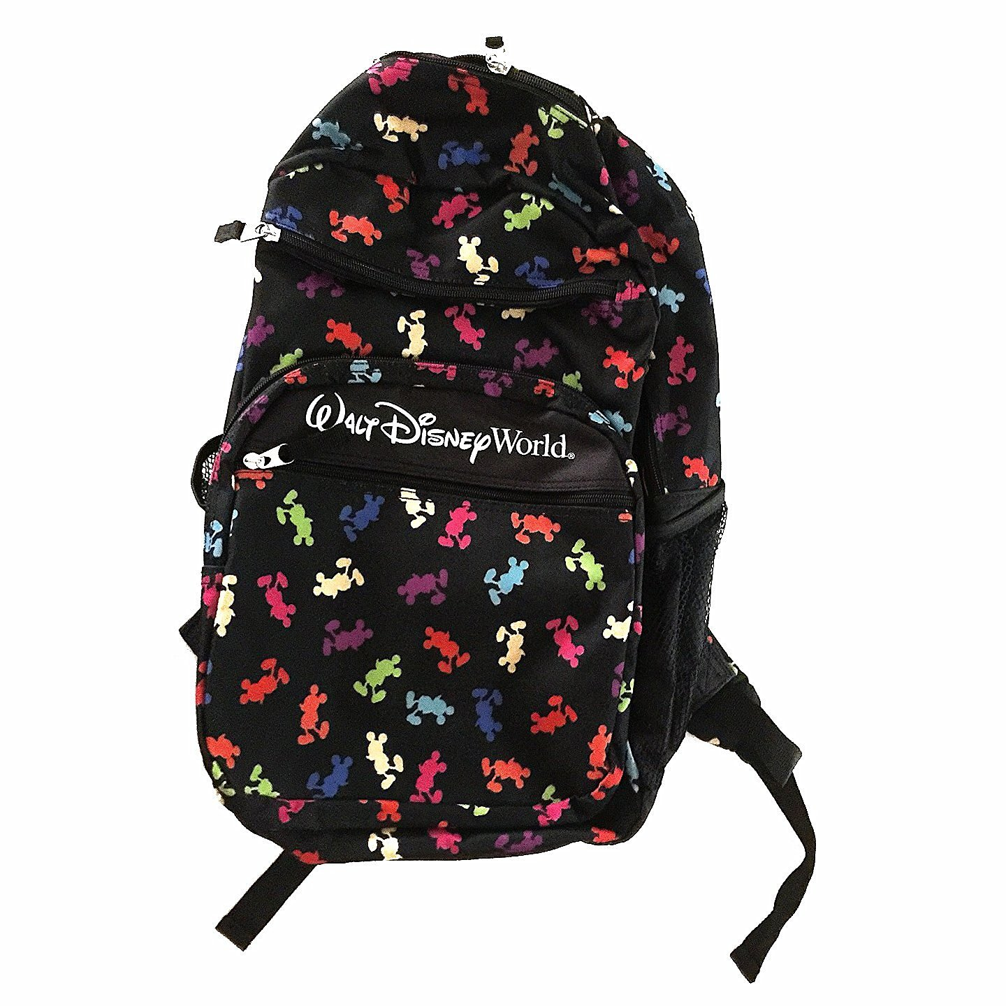 c6480abc928 Get Quotations · Walt Disney World Exclusive Mickey Mouse Color Icon Backpack  NEW