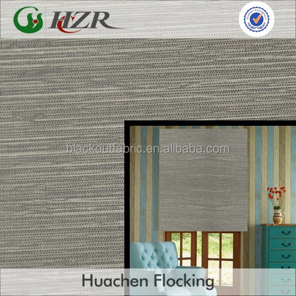 High Quality Blackout Roller Blind Fabric for hotel and home
