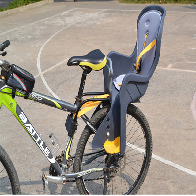 Promotional baby safety bike rear seat with safety belt