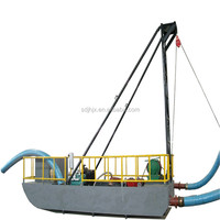 4 inch river sand dredge for sale