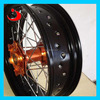 KTM SXF350 Racing Motorcycle 17x3.5 Inch, 17x4.5 Inch, 17x5.0 Inch Wheel For Supermoto