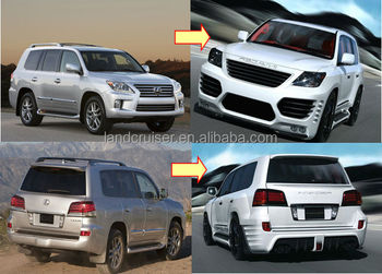 Body Kits For Toyota Lexus Lx570 2011,Different From Wald ...