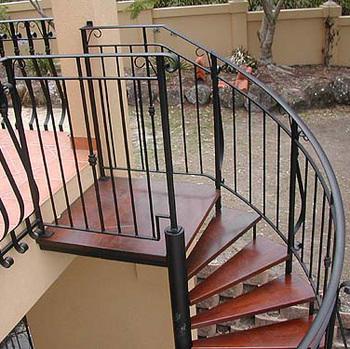 Escalier En Colimaçon Moderne/conception De Balustrade D\'escalier - Buy  Escalier Moderne,Conception De Main Courante D\'escalier,Escalier En Acier  ...