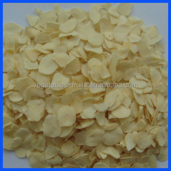 great quality garlic flake products
