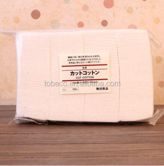 Tobeco 100% Japanese organic muji cotton 100% original cotton muji from Japan with best price