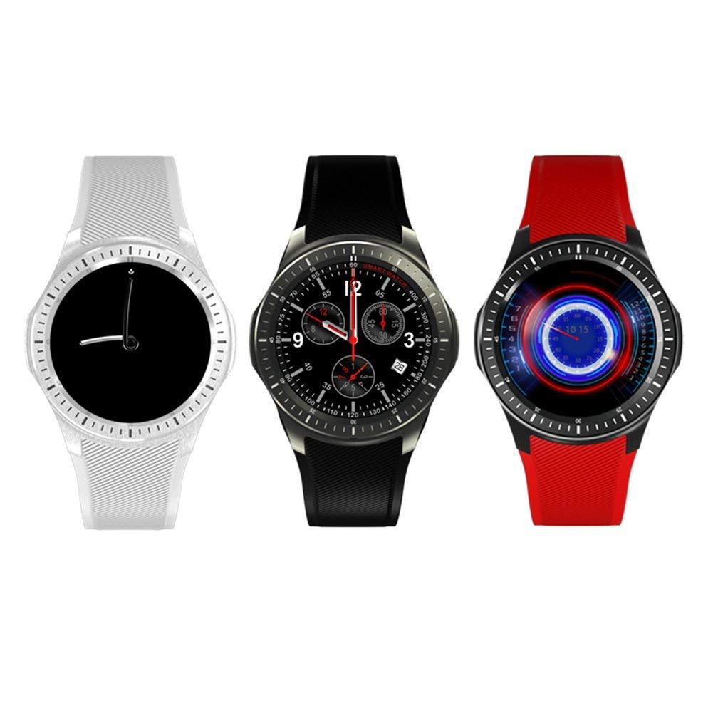 ERTIANANG DM368 Sport Smart Watch Phone MTK6580 Android OS 3G WIFI GPS Heart Rate Bracelet Bluetooth Smartwatch