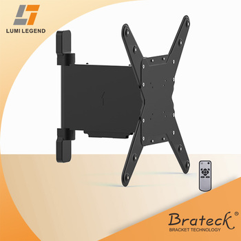 Ce Roved Remote Control Motorized Tv Wall Mount