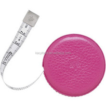 1.5m PU/Leather Tape Measuring Elastic Measuring Tape