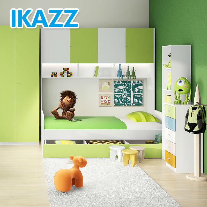 muebles de melamina para dormitorio juvenil-Conjuntos de muebles ...