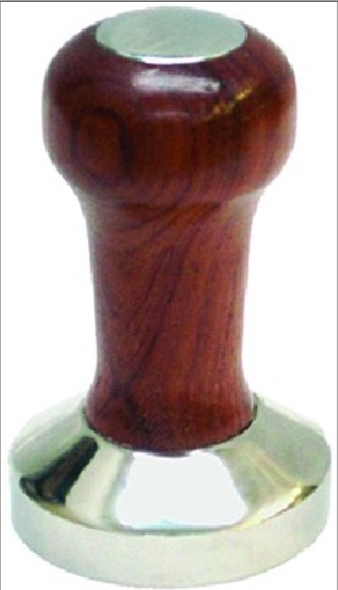 Coffee Espresso Tamper 53mm Rosewood/Stainless Steel La San Marco ...