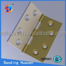 Made in china hot sale top quality wooden door hardware hinge with heavy duty