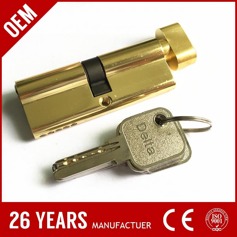 Wuxi leverancier solild messing pve auto versnellingspook lock