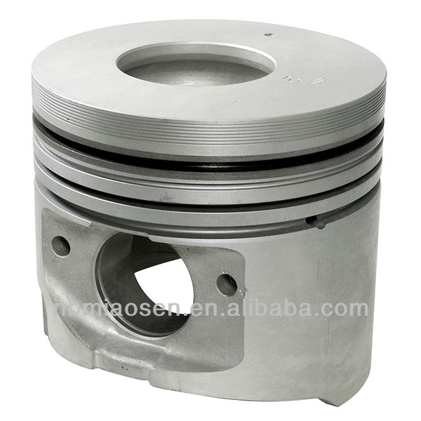 precision casting auto power parts car pistons