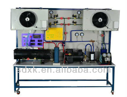 Educational training equipment,Experiment Apparatus,Industrial refrigeration Training Systems