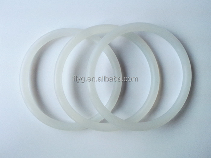 Transparent O Ring/Transparent Silicone Ring/Transparent Silicone O Ring