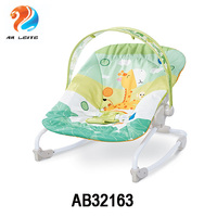 NEW design gift for kids baby rocking chair/baby bouncer seat /baby rocker