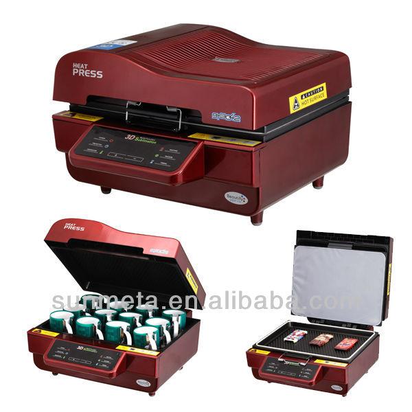3d sublimation machine for sale