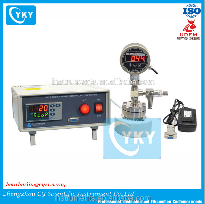 low cost compact direct read gas flow meter for process gas control for RTP Tube Furnace/CVD system/PECVD system