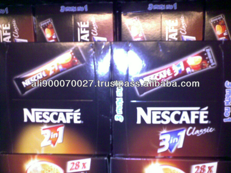 Nescafe Classic 3 in1 18gx28 instant coffee