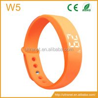 Personalized Kids thin wrist band fitness Sports Bracelet Healthy Calories Sleep Monitor Silicone Bracelet