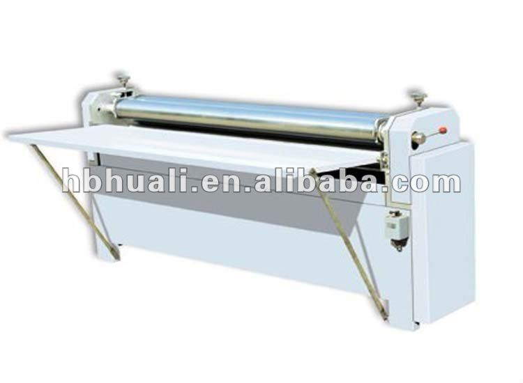 BJ corrugated board sheet pasting machine/carton box making machine