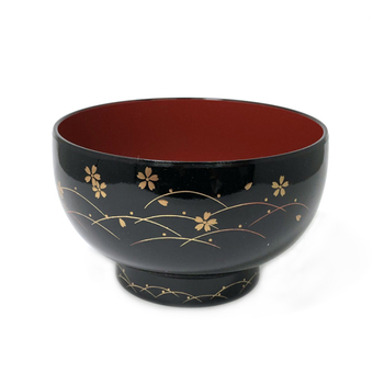 Handmade high quality Japanese lacquerware prices