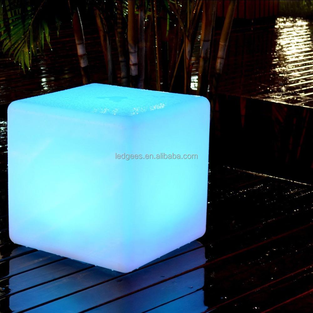 solar led venta de muebles cubo pulgadas d cubo de luz led ce y