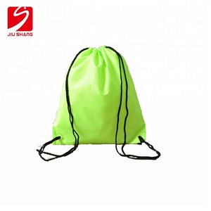 OEM polyester bag new products sport travel drawstring bag