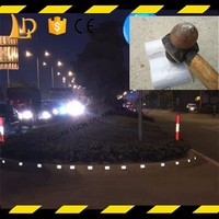 Top quality road stud reflectors with super bright reflective