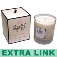 Custom Design Decorative candle packaging supplies