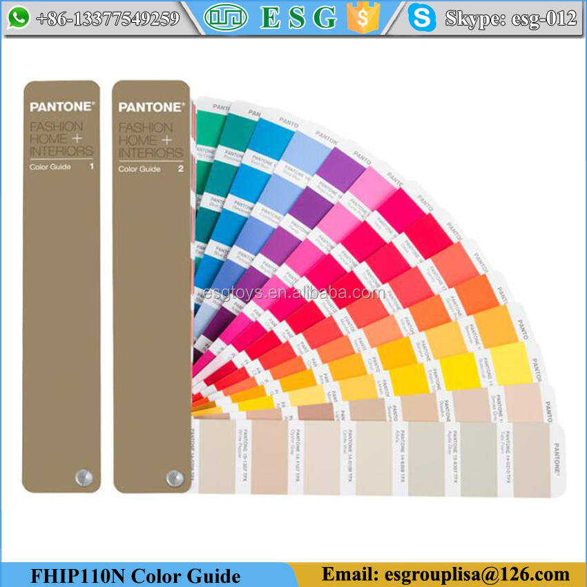 China Pantone Color Chart China Pantone Color Chart Manufacturers