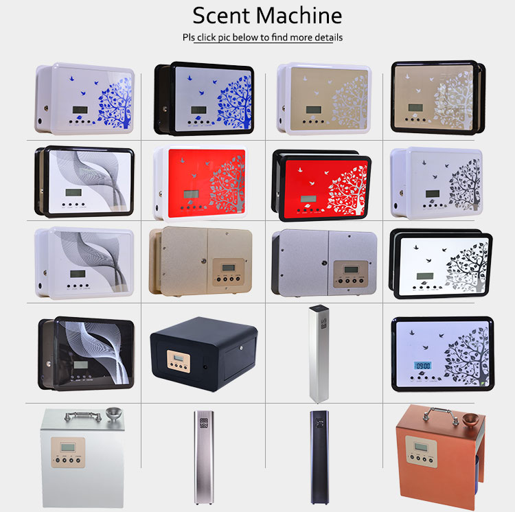 Automatic Professional Hotel Lobby Aroma Scent Fragrance Diffusers Machine