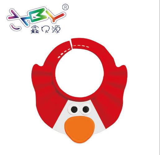 Adjustable Baby Hat Toddler Kids Shampoo Bath Bathing Shower Cap Wash Hair Shield Direct Visor Children Baby Care 1pcs et08