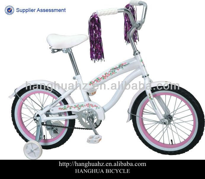hh n33 16 zoll oem kinder fahrrad radfahren f r m dchen. Black Bedroom Furniture Sets. Home Design Ideas