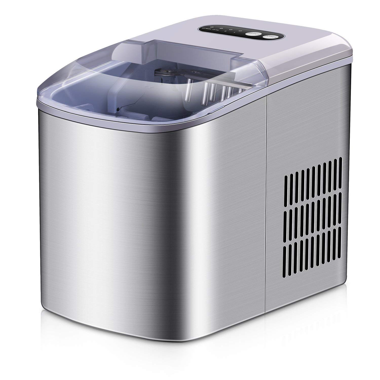 Buy Portable Ice Maker - 2018 New Style Stainless Steel ...