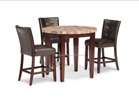 Bar stool topImperial 3 PC Pub Table dining table set
