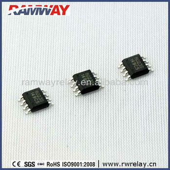 RAMWAY RY8023 relay driver IC ma current IC latch relay driver