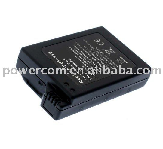 For game player battery PSP110